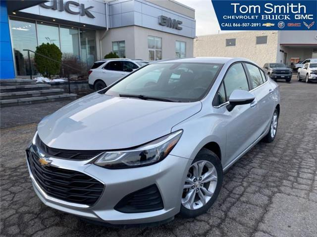 2019 Chevrolet Cruze LT (Stk: 45734R) in Midland - Image 1 of 19
