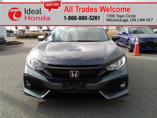 2017 Honda Civic Sport (Stk: I200565A) in Mississauga - Image 1 of 16