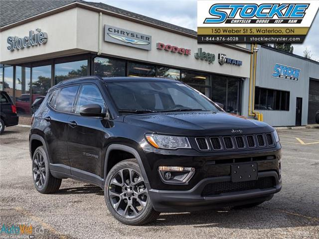 2021 Jeep Compass North (Stk: 35202) in Waterloo - Image 1 of 15