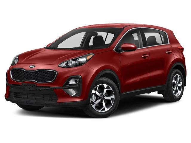 2021 Kia Sportage SX (Stk: SP21-153) in Victoria - Image 1 of 9