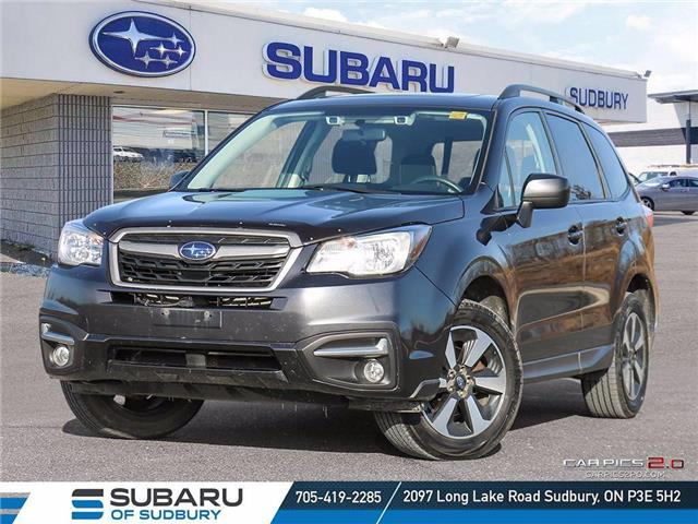 2017 Subaru Forester 2.5i Touring (Stk: US1192) in Sudbury - Image 1 of 25