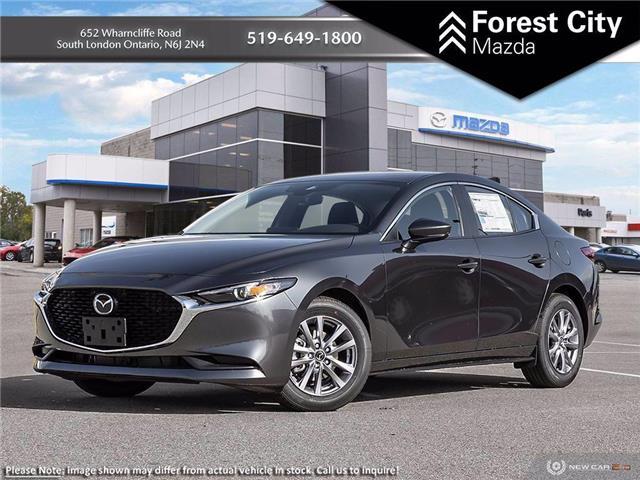 2020 Mazda Mazda3 GS (Stk: 20M37604D) in Sudbury - Image 1 of 23