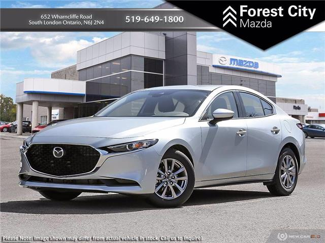 2020 Mazda Mazda3 GS (Stk: 20M36733D) in Sudbury - Image 1 of 23