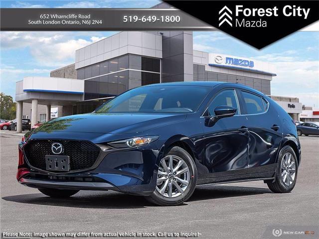 2020 Mazda Mazda3 Sport GS (Stk: 20M36396D) in Sudbury - Image 1 of 23