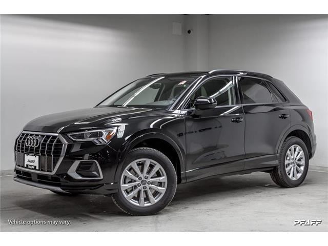 2021 Audi Q3 45 Komfort (Stk: A13598) in Newmarket - Image 1 of 22
