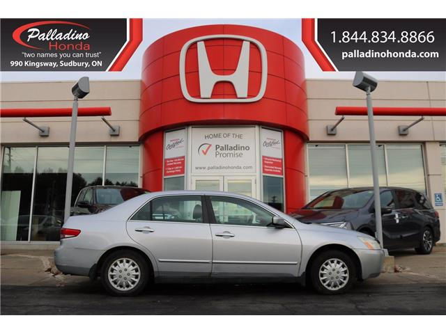 2004 Honda Accord LX-G (Stk: U9775W) in Sudbury - Image 1 of 16