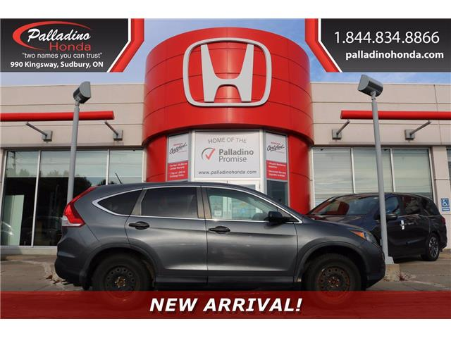 2012 Honda CR-V LX (Stk: 22873A) in Sudbury - Image 1 of 1