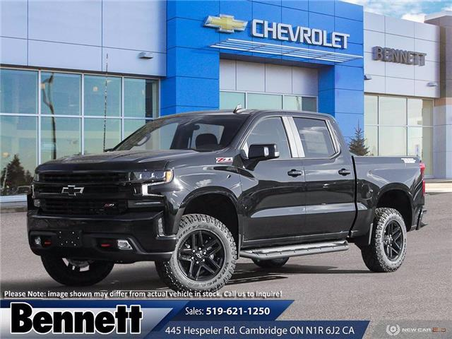 2021 Chevrolet Silverado 1500 LT Trail Boss (Stk: 210054) in Cambridge - Image 1 of 23