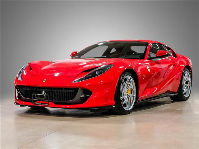 2019 Ferrari 812 Superfast Base (Stk: C686) in Vaughan - Image 1 of 30
