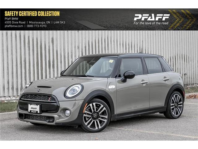 2019 MINI 5 Door Cooper S (Stk: U6258) in Mississauga - Image 1 of 21