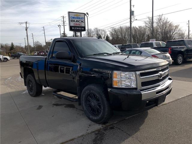 2010 Chevrolet Silverado 1500 WT (Stk: M046A) in Blenheim - Image 1 of 15
