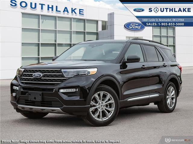 2021 Ford Explorer XLT (Stk: 31069) in Newmarket - Image 1 of 23