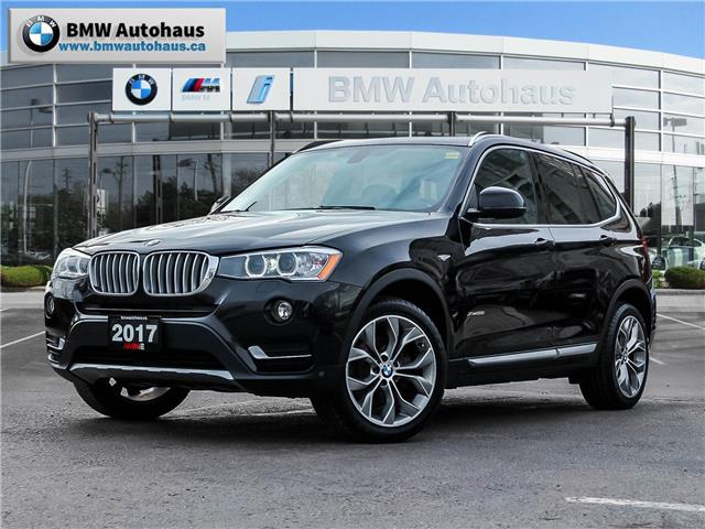 2017 BMW X3 xDrive28i (Stk: P9939) in Thornhill - Image 1 of 40
