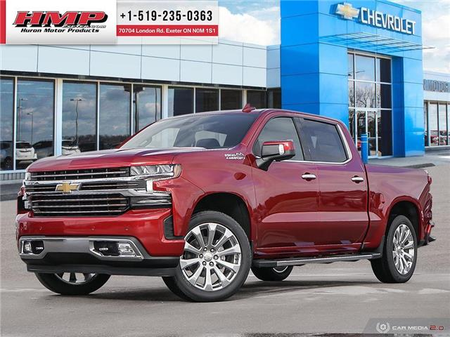 2021 Chevrolet Silverado 1500 High Country (Stk: 89049) in Exeter - Image 1 of 27