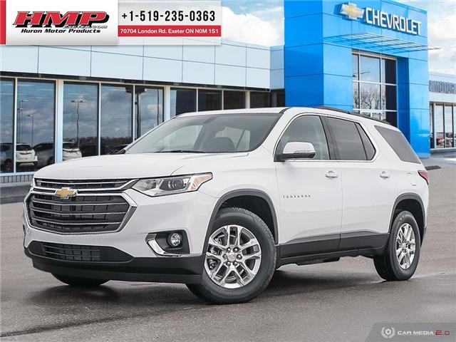 2021 Chevrolet Traverse LT Cloth (Stk: 89084) in Exeter - Image 1 of 27