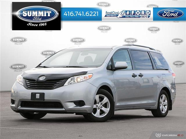 2013 Toyota Sienna  (Stk: P21880) in Toronto - Image 1 of 26