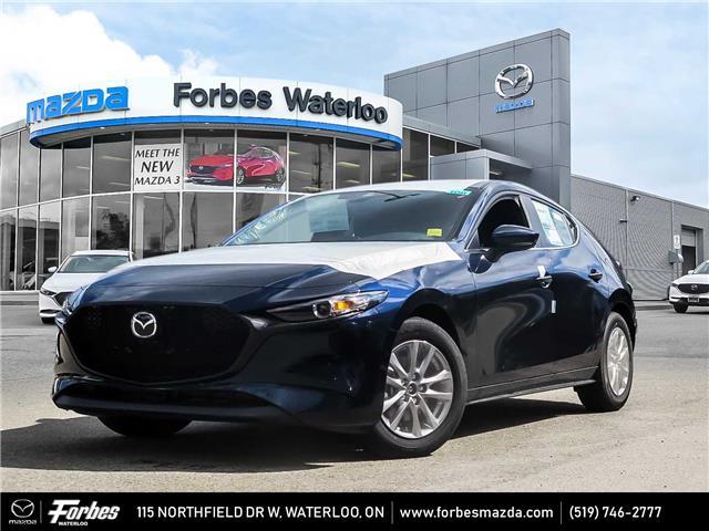 2020 Mazda Mazda3 Sport  (Stk: A6741) in Waterloo - Image 1 of 12
