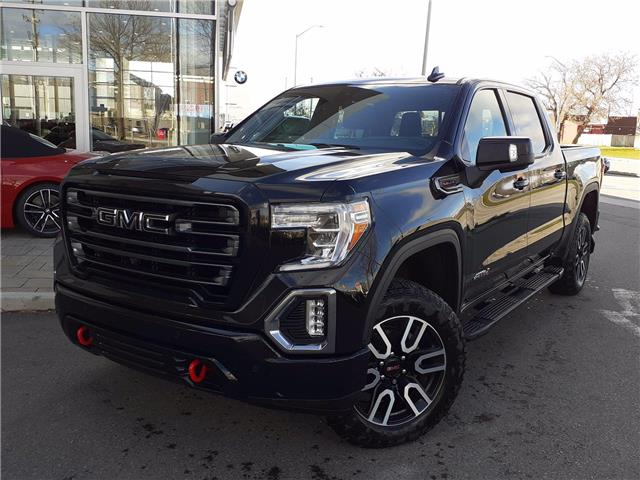 2019 GMC Sierra 1500 AT4 (Stk: P9663) in Gloucester - Image 1 of 25