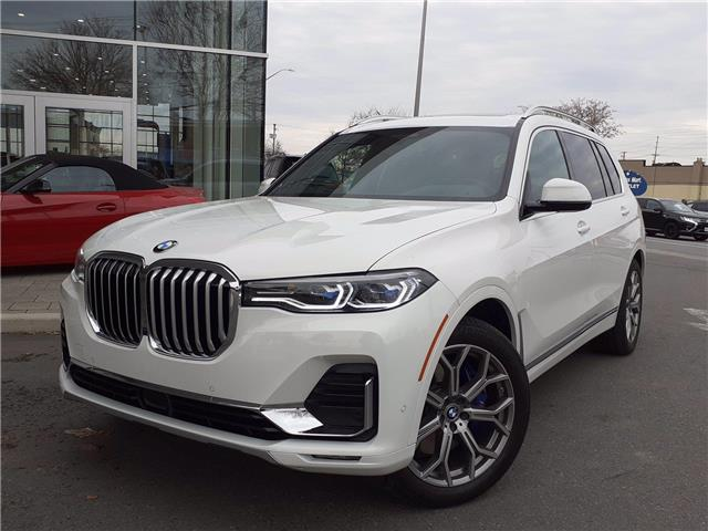 2019 BMW X7 xDrive50i (Stk: P9664) in Gloucester - Image 1 of 28