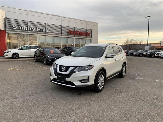 2017 Nissan Rogue SV (Stk: P2117) in Smiths Falls - Image 1 of 16
