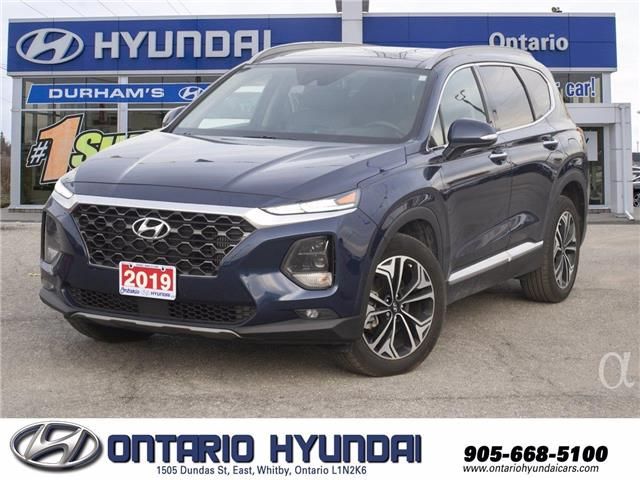 2019 Hyundai Santa Fe Ultimate 2.0 (Stk: 11360K) in Whitby - Image 1 of 22