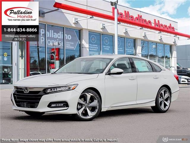 2020 Honda Accord Touring 2.0T (Stk: 22066D) in Greater Sudbury - Image 1 of 22