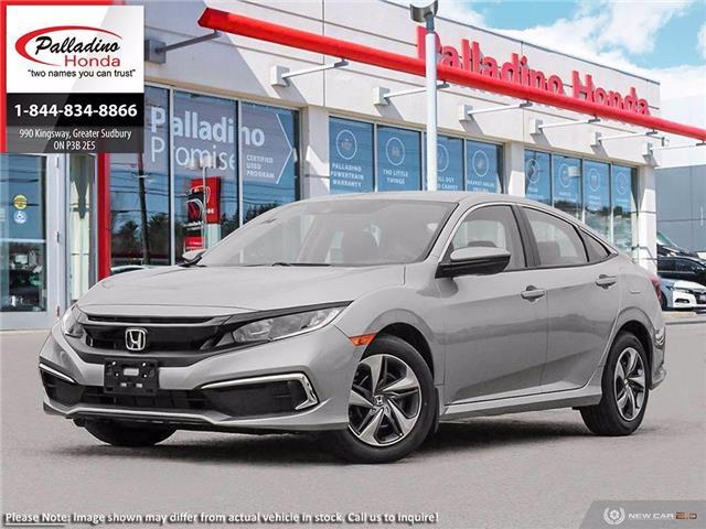 2020 Honda Civic LX (Stk: 22111D) in Greater Sudbury - Image 1 of 23