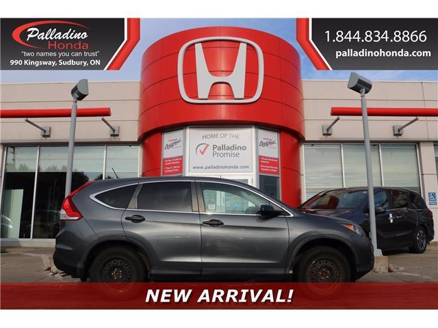 2012 Honda CR-V LX (Stk: 22873A) in Greater Sudbury - Image 1 of 1