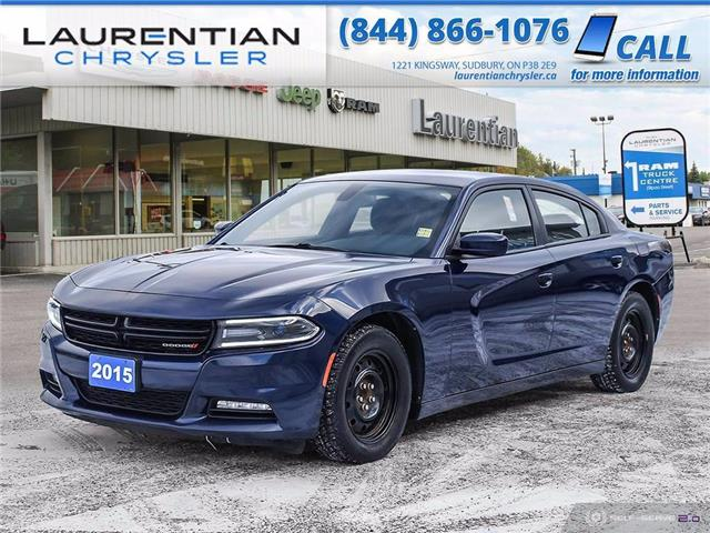2015 Dodge Charger SXT (Stk: 20425A) in Sudbury - Image 1 of 27