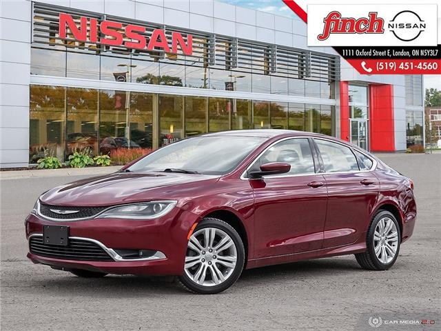 2015 Chrysler 200 Limited (Stk: 00053-A) in London - Image 1 of 27