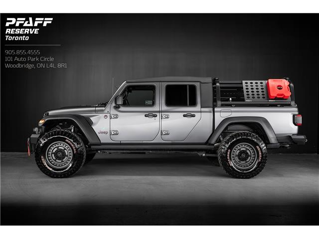 2020 Jeep Gladiator Rubicon (Stk: LCC0001) in Woodbridge - Image 1 of 22