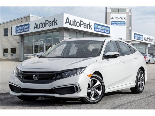 2019 Honda Civic LX (Stk: APR9743) in Mississauga - Image 1 of 19