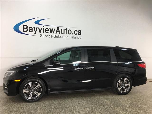 2019 Honda Odyssey EX-L (Stk: 37482W) in Belleville - Image 1 of 30