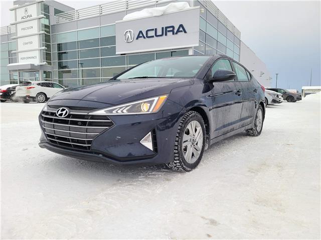 2020 Hyundai Elantra Preferred KMHD84LFXLU946584 A4289A in Saskatoon