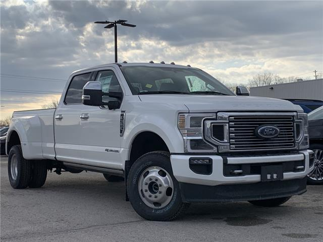 2021 Ford F-350 Platinum (Stk: 0021T7) in Midland - Image 1 of 18