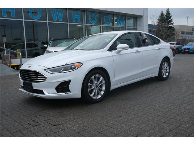 2020 Ford Fusion Hybrid SEL (Stk: 959110) in Ottawa - Image 1 of 16