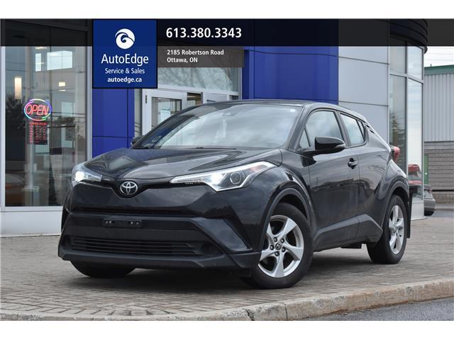 2018 Toyota C-HR XLE (Stk: A0415) in Ottawa - Image 1 of 28