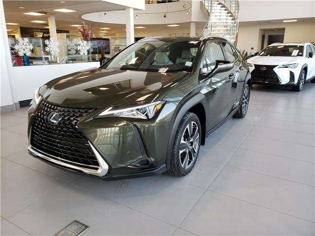 2021 Lexus UX 250h Base (Stk: L21115) in Calgary - Image 1 of 13