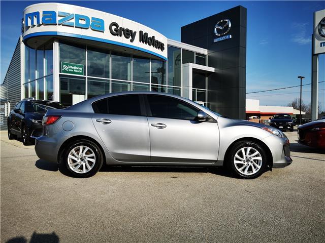 2013 Mazda Mazda3 GX (Stk: 20006B) in Owen Sound - Image 1 of 18