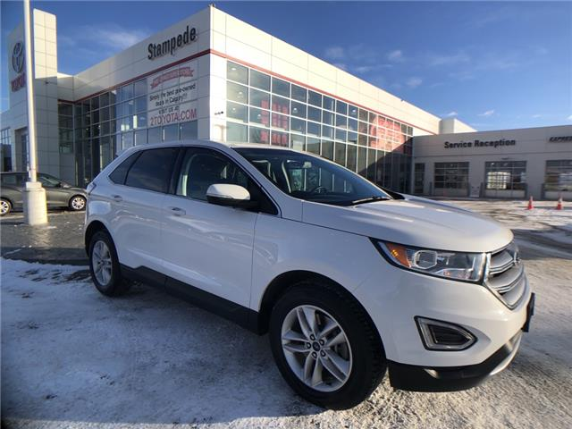 2018 Ford Edge SEL (Stk: 210139A) in Calgary - Image 1 of 21