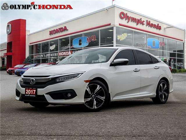 2017 Honda Civic Touring (Stk: C9159A) in Guelph - Image 1 of 25