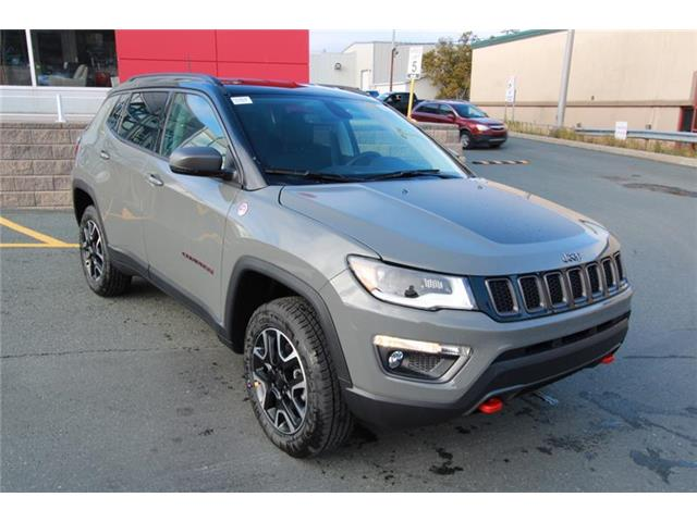 2021 Jeep Compass Trailhawk (Stk: PW1010) in St. John\'s - Image 1 of 21