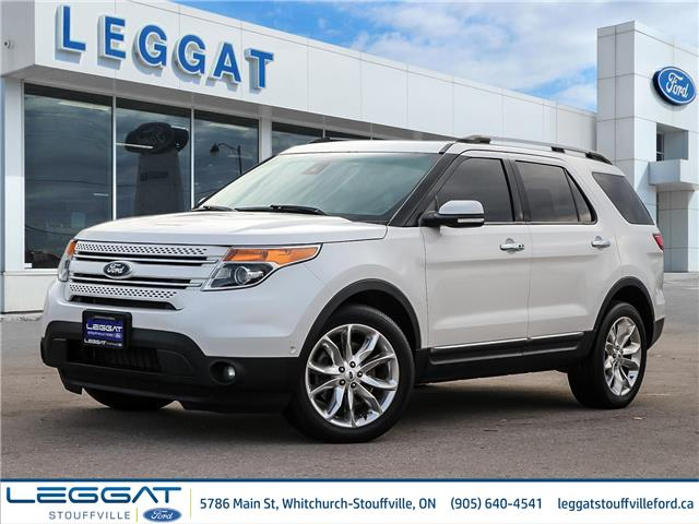 2015 Ford Explorer Limited (Stk: U5478) in Stouffville - Image 1 of 30