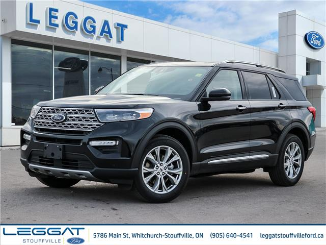 2021 Ford Explorer Limited (Stk: 20-41-262) in Stouffville - Image 1 of 22