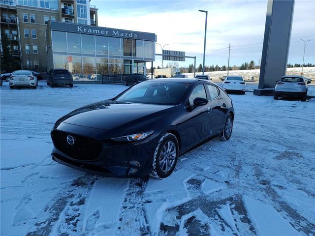 2021 Mazda Mazda3 Sport GS (Stk: N6119) in Calgary - Image 1 of 4
