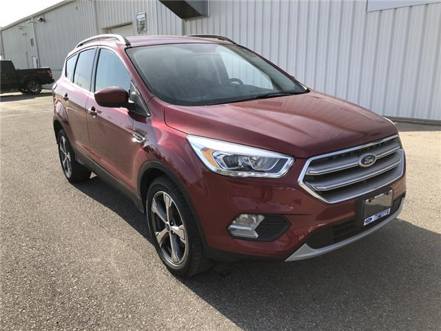 2017 Ford Escape SE (Stk: HUE78423) in Wallaceburg - Image 1 of 14