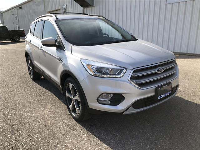 2017 Ford Escape SE (Stk: HUB54288) in Wallaceburg - Image 1 of 15