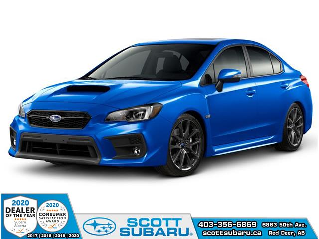 2020 Subaru WRX Sport-tech (Stk: 828502) in Red Deer - Image 1 of 10