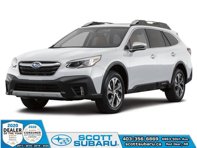 2021 Subaru Outback Premier XT (Stk: 130416) in Red Deer - Image 1 of 9