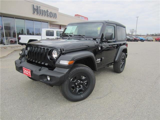 2021 Jeep Wrangler Sport (Stk: 21037) in Perth - Image 1 of 13